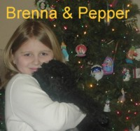 Brenna & Pepper